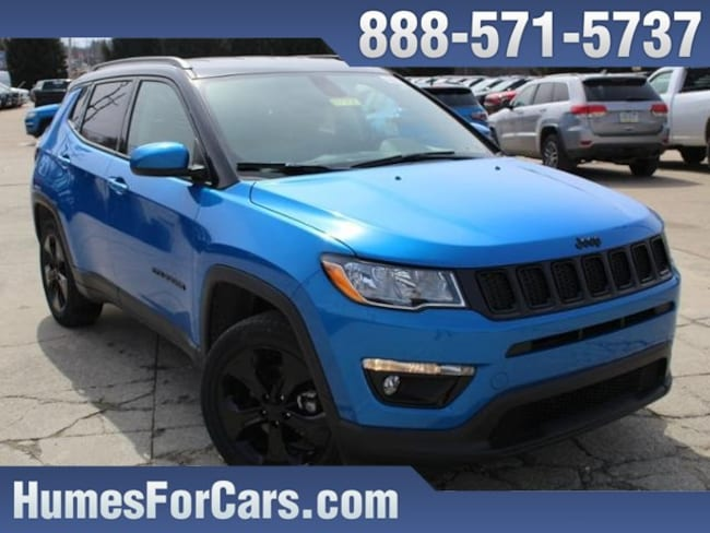 2019 Jeep Compass ALTITUDE 4X4 Sport Utility Waterford