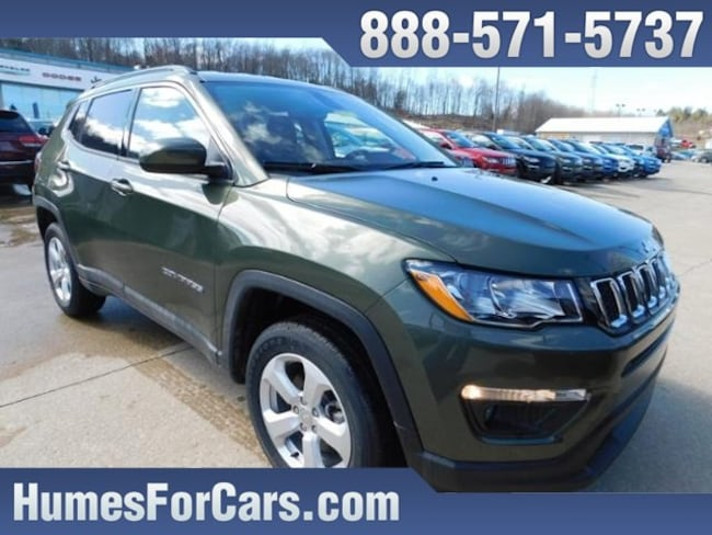 2019 Jeep Compass LATITUDE 4X4 Sport Utility Waterford