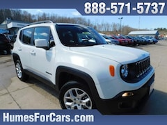 2018 Jeep Renegade LATITUDE 4X4 Sport Utility Waterford