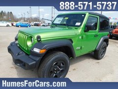 2019 Jeep Wrangler SPORT 4X4 Sport Utility Waterford