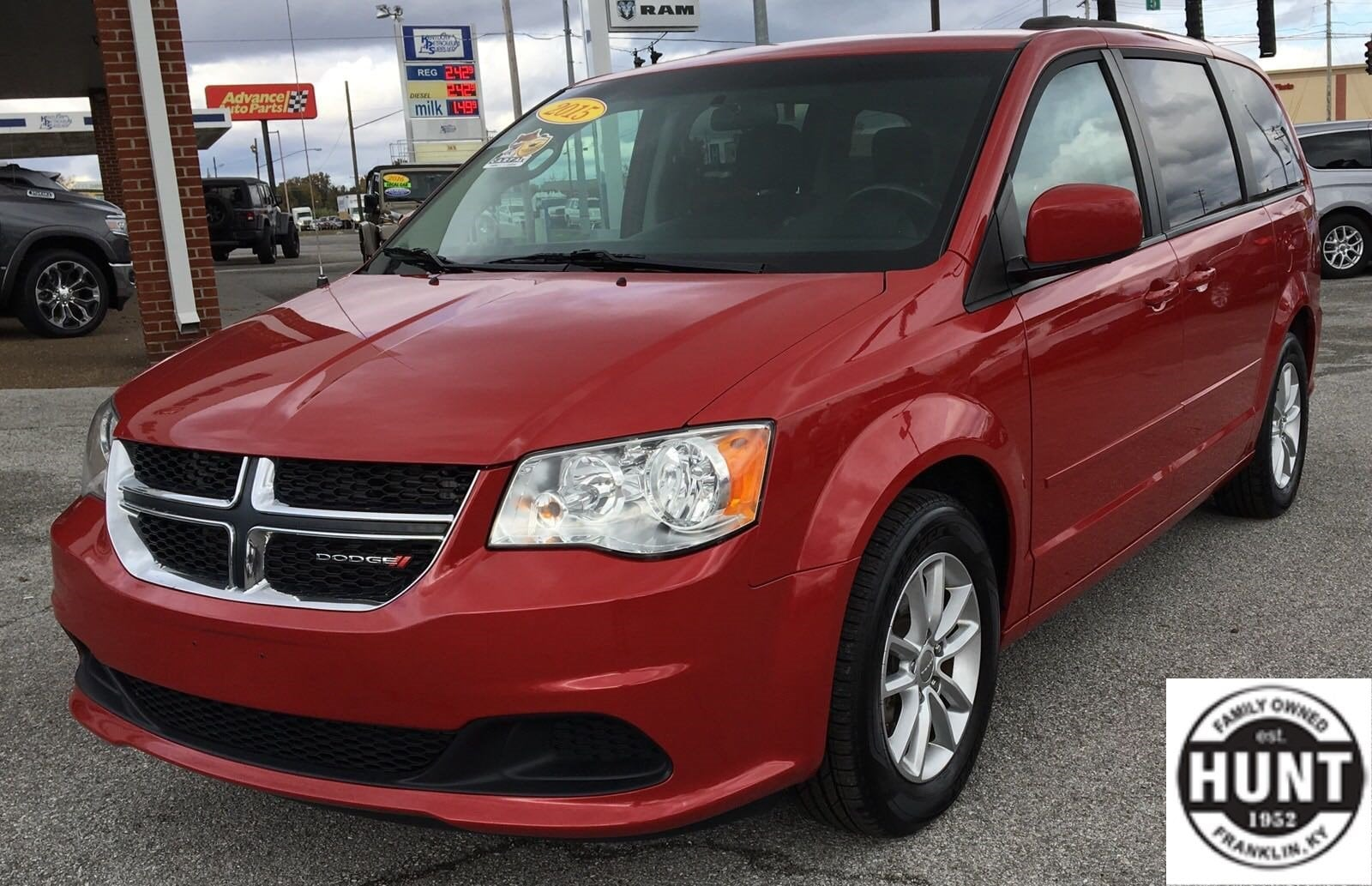 2015 Dodge Grand Caravan SXT Wagon