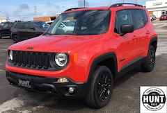 2018 Jeep Renegade UPLAND 4x4 Your Choice Sport Utility