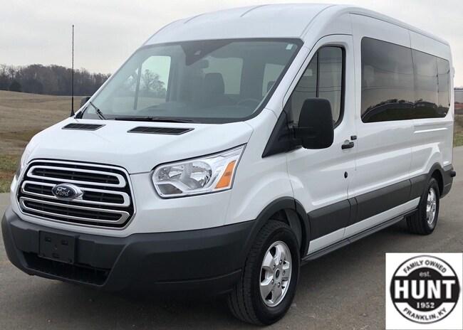 2018 Ford Transit Passenger Wagon XLT T-350 148 Med Roof XLT Sliding RH Dr