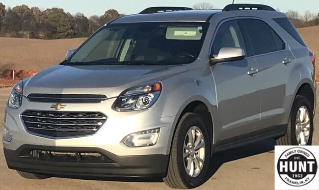 2017 Chevrolet Equinox LT FWD  LT w/1LT