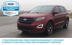 2017 Ford Edge Sport Sport AWD