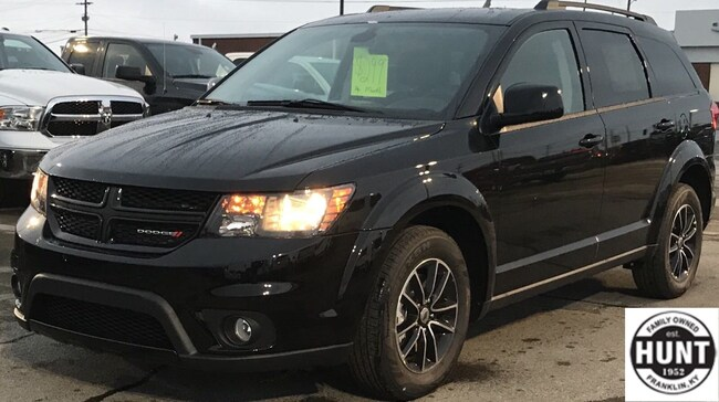 2018 Dodge Journey SXT BLACKTOP Your Choice Sport Utility