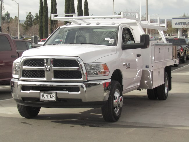New 2018 Ram 3500 Commercial Contractor 84