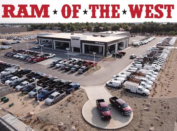 The Largest Ram Truck Center In America Hunter Dodge