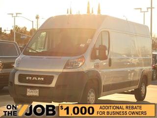 2019 Ram ProMaster HVAC 2500 CARGO VAN HIGH ROOF 159 WB Cargo Van