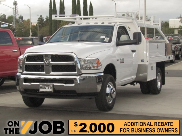 2018 Ram 3500 Commercial Contractor 60