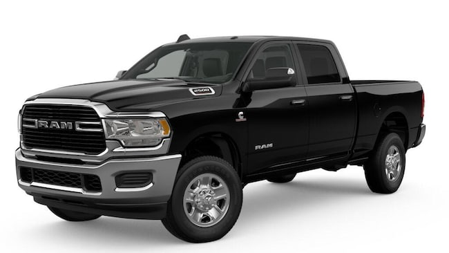New 2019 Ram 2500 Big Horn Crew Cab For Sale in Lancaster, CA