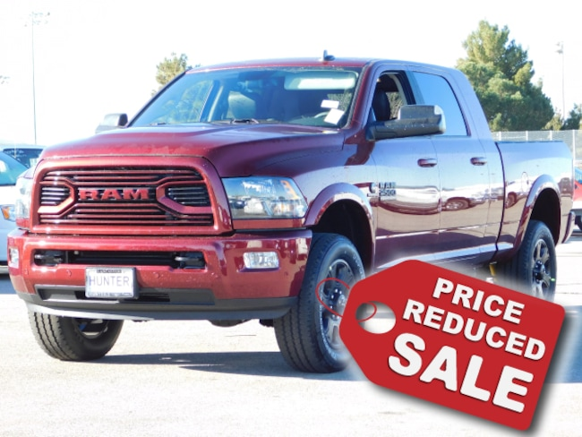 New 2018 Ram 2500 Big Horn Mega Cab For Sale in Lancaster, CA