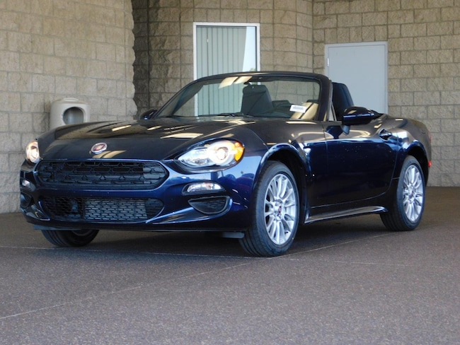 New 2018 FIAT 124 Spider CLASSICA Convertible For Sale in Lancaster, CA