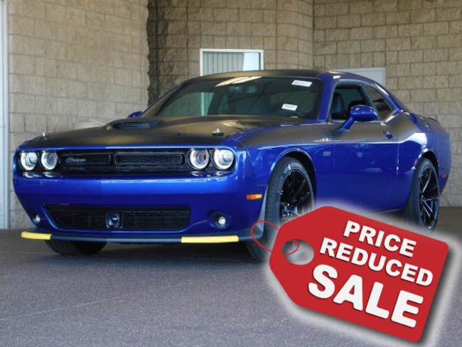 New 2018 Dodge Challenger R/T SCAT PACK Coupe For Sale in Lancaster, CA