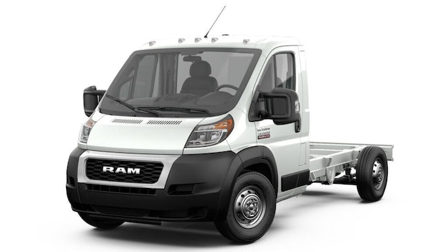 New 2019 Ram ProMaster KUV 3500 CARGO VAN LOW ROOF 136