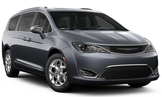 New 2019 Chrysler Pacifica LIMITED Passenger Van For Sale in Lancaster, CA