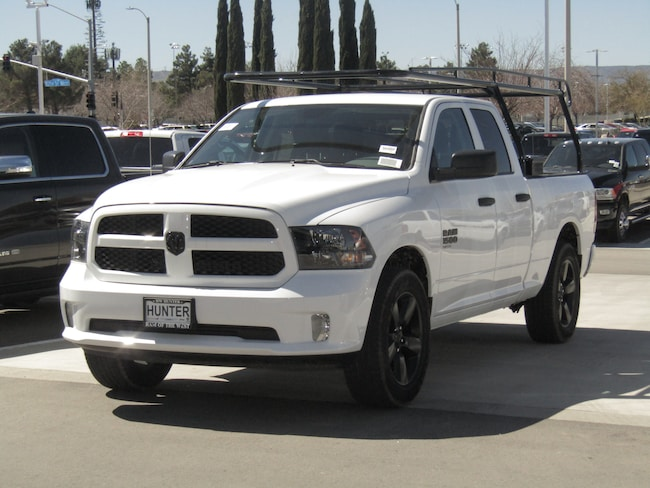 New 2019 Ram 1500 Commercial Classic Express Quad Cab For Sale in Lancaster, CA