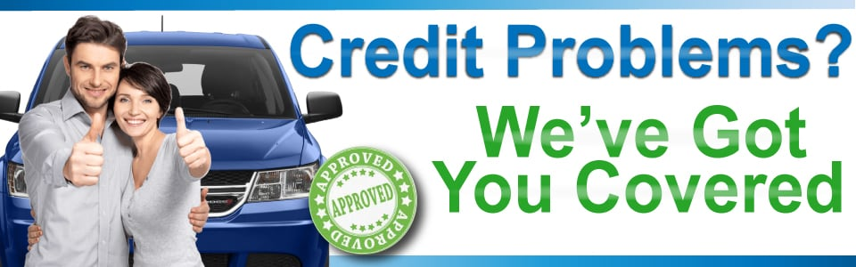 Bad Credit? No Problem! Let the Finance Team at Hunter DCJR Finance your Next Car