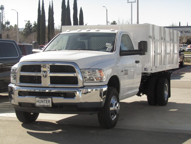 New 2018 Ram 3500 Commercial Dump Body 84