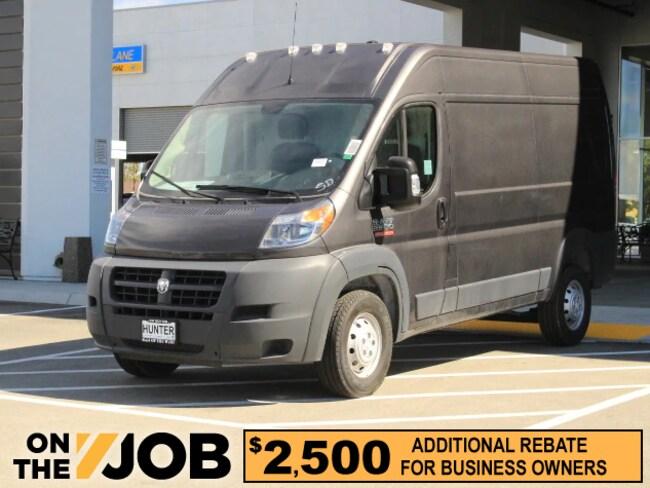 New 2018 Ram ProMaster 2500 CARGO VAN HIGH ROOF 136 WB Cargo Van For Sale in Lancaster, CA
