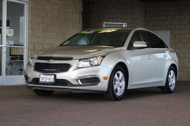 Used  2016 Chevrolet Cruze Limited 1LT Auto Sedan For sale in Lancaster CA