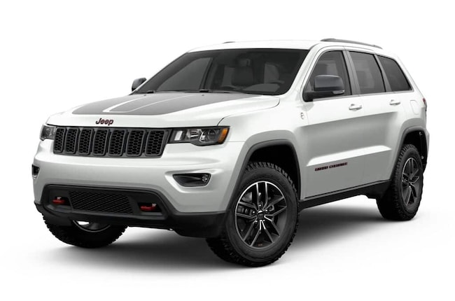 New 2019 Jeep Grand Cherokee TRAILHAWK 4X4 Sport Utility For Sale in Lancaster, CA