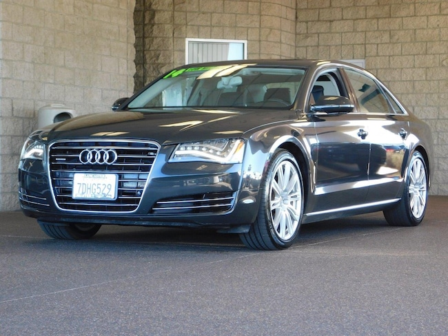 Used  2014 Audi A8 L 3.0T (Tiptronic) Sedan For sale in Lancaster CA