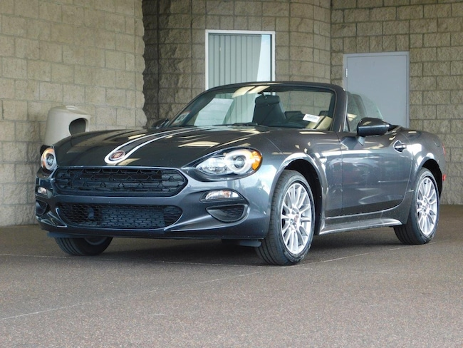 New 2019 FIAT 124 Spider CLASSICA Convertible For Sale in Lancaster, CA