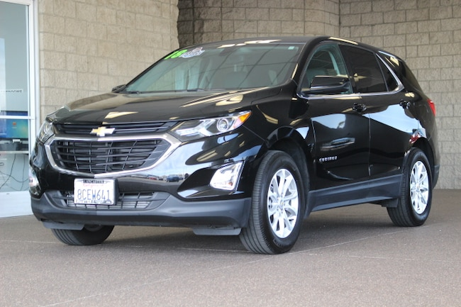 Used  2018 Chevrolet Equinox LT w/1LT SUV For sale in Lancaster CA