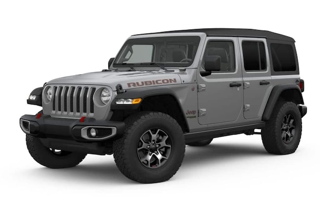 New 2019 Jeep Wrangler UNLIMITED RUBICON 4X4 Sport Utility For Sale in Lancaster, CA