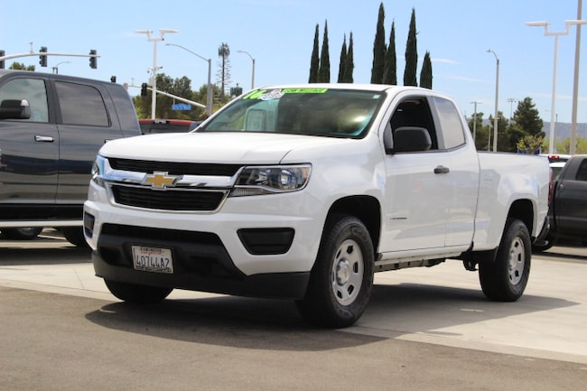 Used  2016 Chevrolet Colorado Base Truck Extended Cab For sale in Lancaster CA