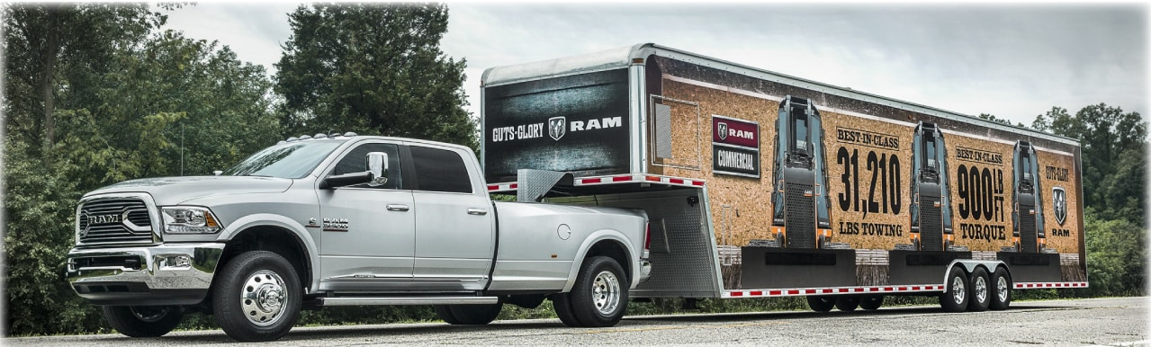 Learn more about the Ram 2500 & Ram 3500's Capabilities before coming in for a Test Drive