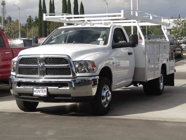 New 2018 Ram 3500 Commercial Combo Body 84