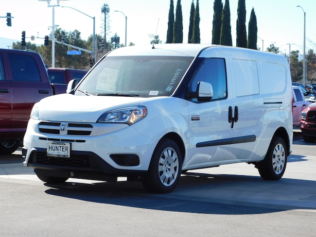 New 2018 Ram ProMaster City TRADESMAN SLT CARGO VAN Cargo Van For Sale in Lancaster, CA
