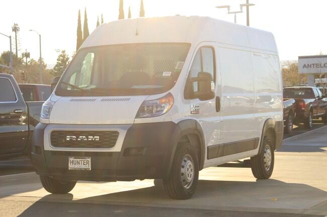 New 2019 Ram ProMaster HVAC 2500 CARGO VAN HIGH ROOF 136 WB Cargo Van For Sale in Lancaster, CA