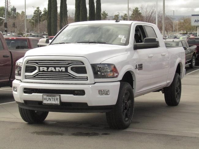 New 2018 Ram 2500 Big Horn Mega Cab For Sale in Lancaster, CA