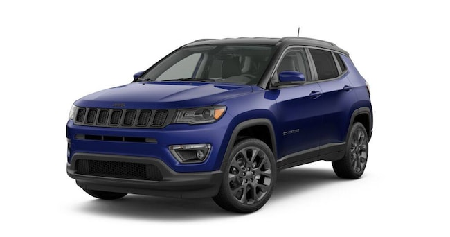 New 2019 Jeep Compass HIGH ALTITUDE FWD Sport Utility For Sale in Lancaster, CA
