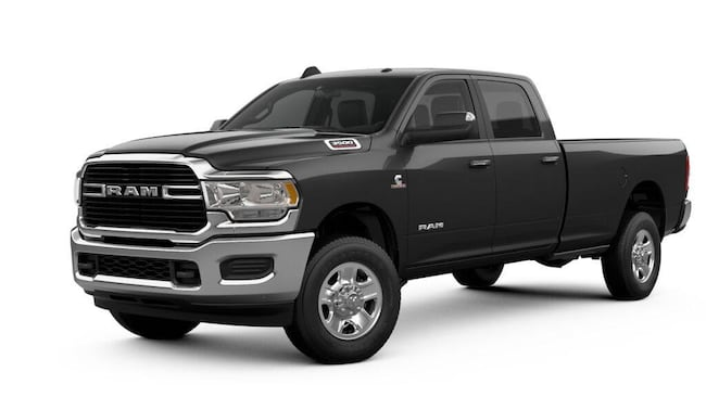 New 2019 Ram 3500 Big Horn Crew Cab For Sale in Lancaster, CA