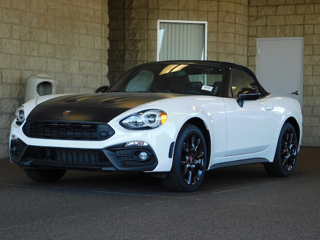 New 2018 FIAT 124 Spider ABARTH Convertible For Sale in Lancaster, CA