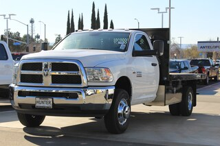 2018 Ram 3500 Commercial Flat Bed 84