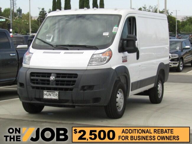 New 2018 Ram ProMaster 1500 CARGO VAN LOW ROOF 118 WB Cargo Van For Sale in Lancaster, CA
