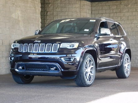 2019 Jeep Grand Cherokee OVERLAND 4X2 Sport Utility