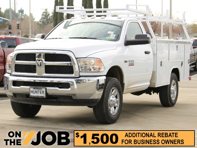 2018 Ram 3500 Commercial Utility 60