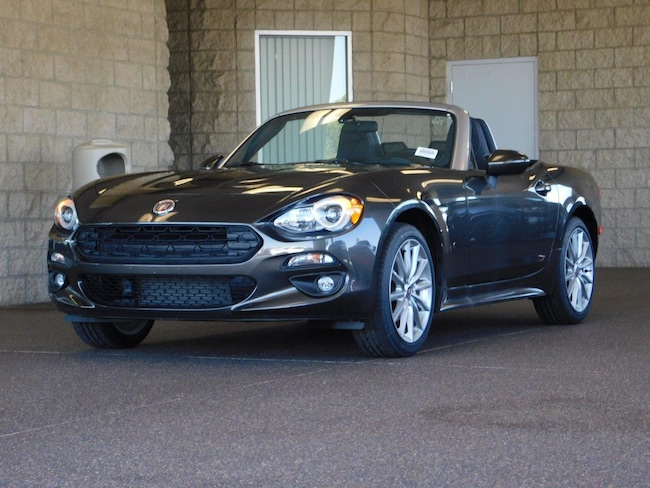 New 2018 FIAT 124 Spider LUSSO Convertible For Sale in Lancaster, CA