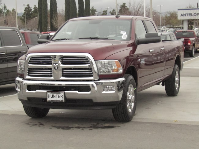 New 2018 Ram 2500 Big Horn Crew Cab For Sale in Lancaster, CA
