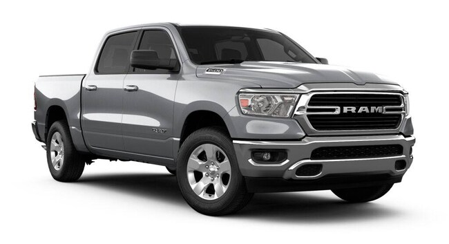New 2019 Ram 1500 Big Horn Crew Cab For Sale in Lancaster, CA
