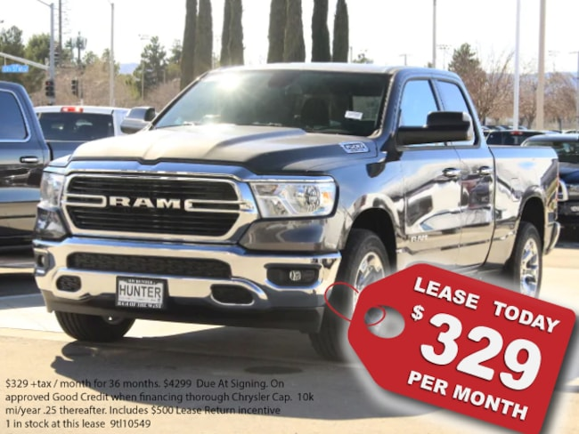 New 2019 Ram 1500 Big Horn Quad Cab For Sale in Lancaster, CA