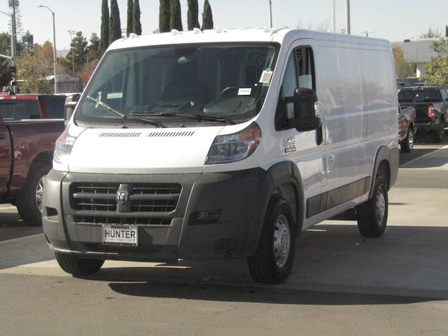 New 2018 Ram ProMaster 1500 CARGO VAN LOW ROOF 136 WB Cargo Van For Sale in Lancaster, CA