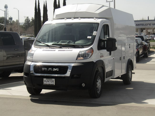 New 2019 Ram ProMaster KUV 3500 CARGO VAN HIGH ROOF 136