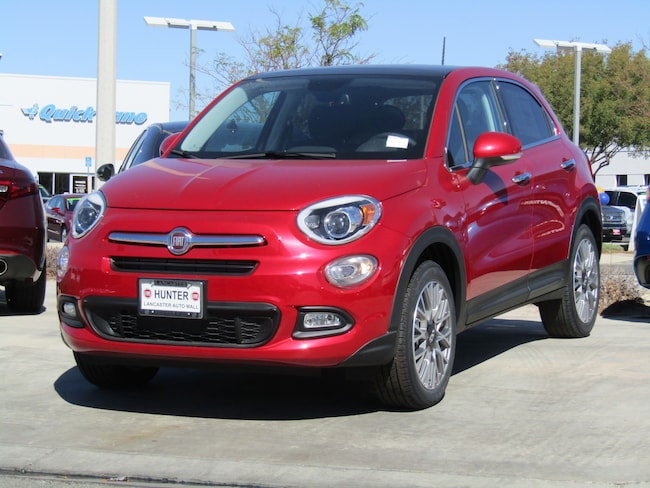 New 2017 FIAT 500X LOUNGE AWD Sport Utility For Sale in Lancaster, CA